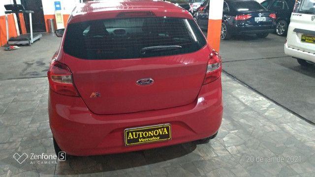 Ford Ka Hatch 1.0 Se Baixa Km Revisado Novo - Foto 7