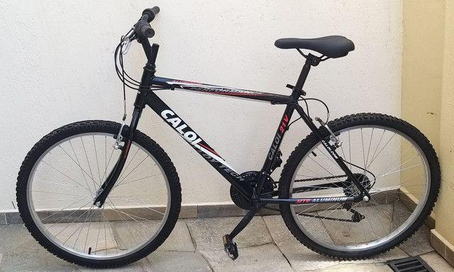 Bicicleta Caloi aro 26. (SOMENTE VENDA)
