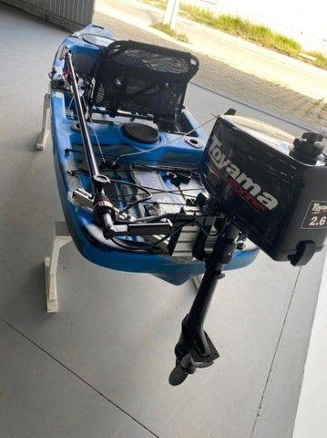 Motor toyama 2.6 hp - Foto 2