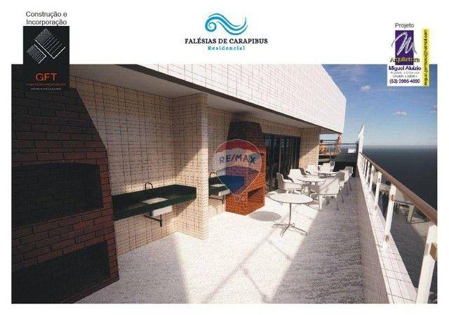 Excelente apartamento em construção - Carapibus - CONDE/PB - Foto 4