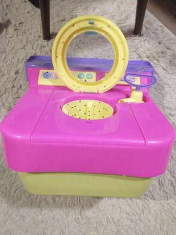 Linda Máquina de Lavar - Brinquedo - Foto 2