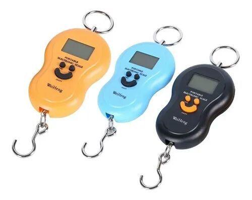 Mini Balança Digital 50kg Com Gancho Balança digital com gancho de 50kg