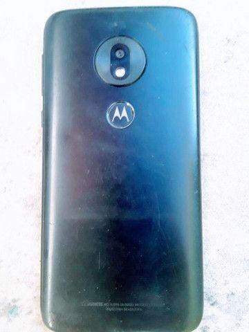Moto G7 novo pra vende hj 550$$ - Foto 2