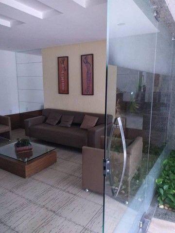 Apartamento em Boa Viagem,100m,03Qts,Suite,Nascente,Próx. ao Parque Dona Lindú - Foto 7
