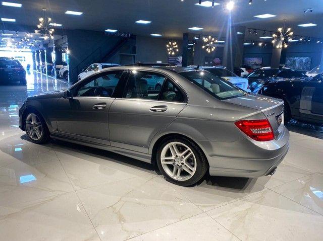 Mercedes-Benz C250 CGI SPORT 1.8 16V TB Automático 2013/2013 configuração Linda  - Foto 17