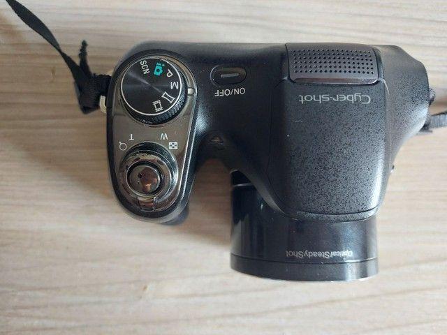 Câmera Sony Cyber-shot - Foto 3