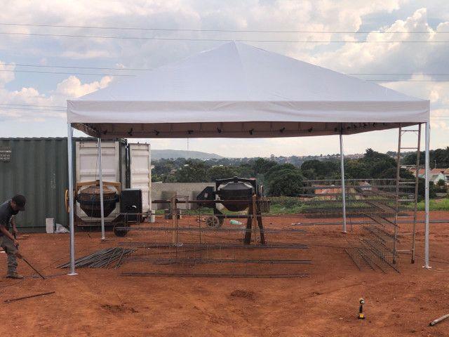 Tenda piramidal  - Foto 4