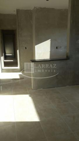 Apartamento novo para venda em brodowski na saída para serrana, 2 dormitorios, com sacada  - Foto 4