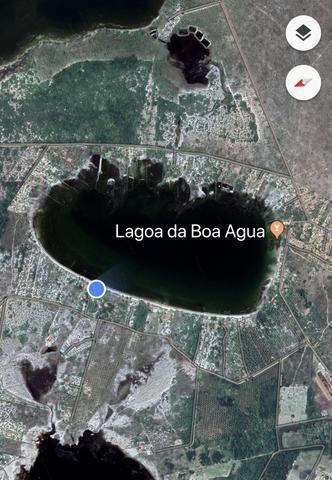 Casa a beira da lagoa em Boa Água - Foto 2