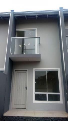 Sobrado Geminado - 02 dormitórios - Vila Nova - Joinville/SC - Foto 3