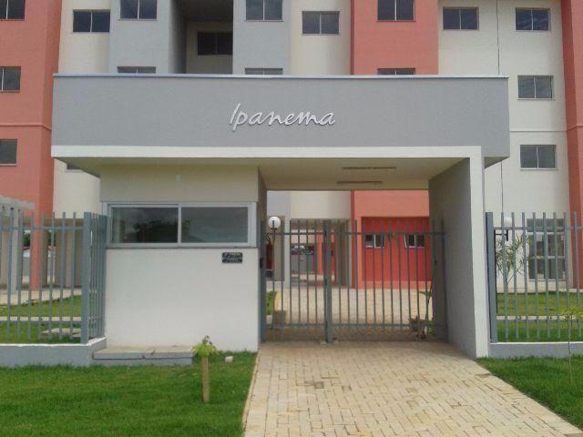 Apartamento, Residencial Ipanema, R580, 2 quartos em Taquaralto, condomínio incluso