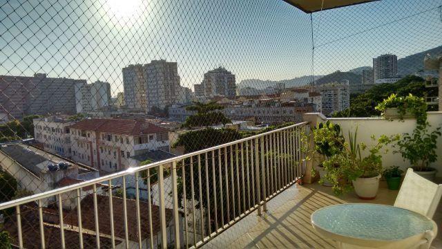 Apartamento 3 Quartos com Dependência em Vila Isabel