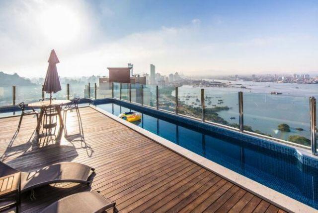 Apartamento Novo Próximo a Beira Rio Itajai 2 suites + 2 vagas Area de Lazer na Cobertura