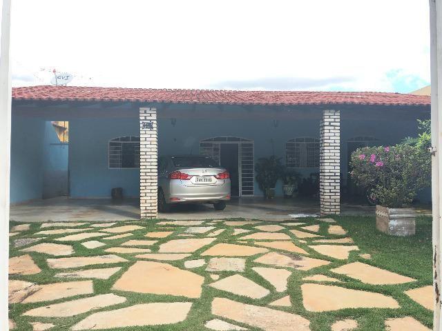 Casa 4 quartos QRI 1 - Residencial Santos Dumont