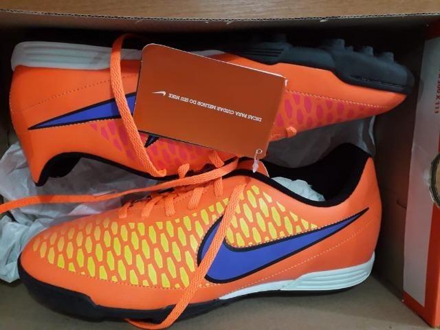 ea188942432ca Vendo Chuteira Nike Society Magista 41 - Nova Original Com Etiqueta ...