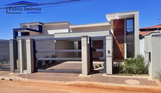Casa Moderna! 03 suítes com closet e área de lazer completa. Vicente Pires! - Foto 18