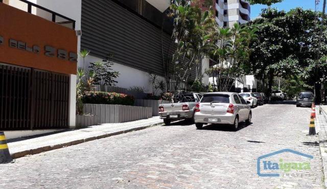 Apartamento com 3 dormitórios à venda, 119 m² por r$ 450.000,00 - pituba - salvador/ba - Foto 3