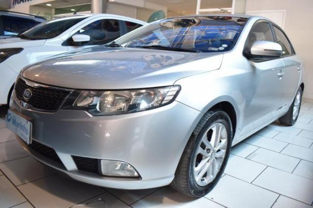 Kia cerato 2012 1.6 ex3 sedan 16v gasolina 4p automÁtico