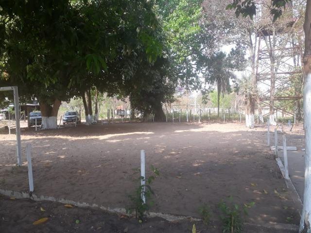 Vendo/troco chácara de 5.600 m² na beira rio coxipó, pego imóvel e carro - Foto 4
