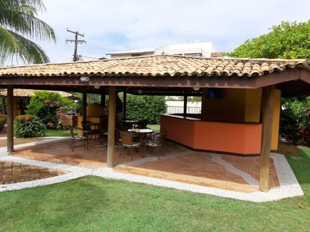 Duplex Guarajuba, com água, gás , e serviços de camareira incluso no condomínio. muito boa - Foto 5