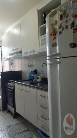 Apartamento à venda com 3 dormitórios em Muchila, Feira de santana cod:4611 - Foto 5
