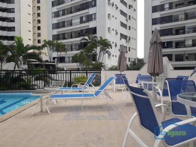 Apartamento com 3 dormitórios à venda, 100 m² por r$ 570.000,00 - cidade jardim - salvador - Foto 10