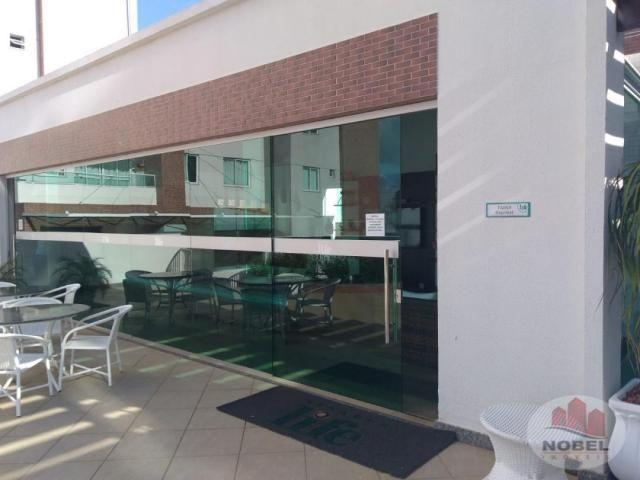 Apartamento à venda com 3 dormitórios em Brasília, Feira de santana cod:5539 - Foto 3
