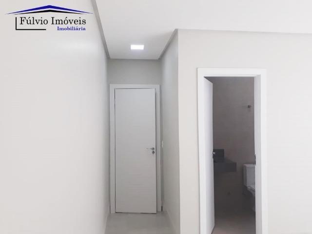 Casa Moderna! 03 suítes com closet e área de lazer completa. Vicente Pires! - Foto 6