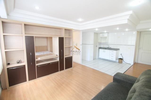 Apartamento para alugar com 1 dormitórios em Cristo rei, Curitiba cod:30430007 - Foto 4