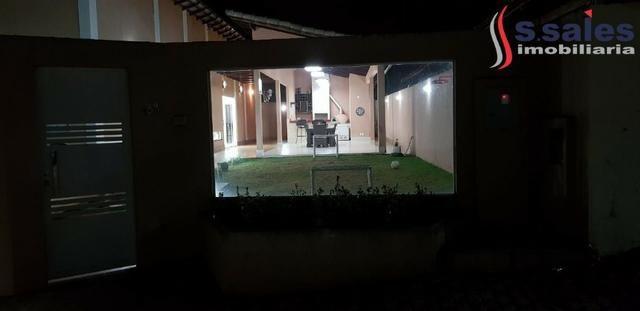 Linda Casa na Rua 04 em Vicente Pires! - Foto 2