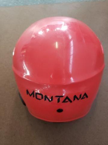 Capacete alpinista vermelho Montana Focus Pro - Foto 4