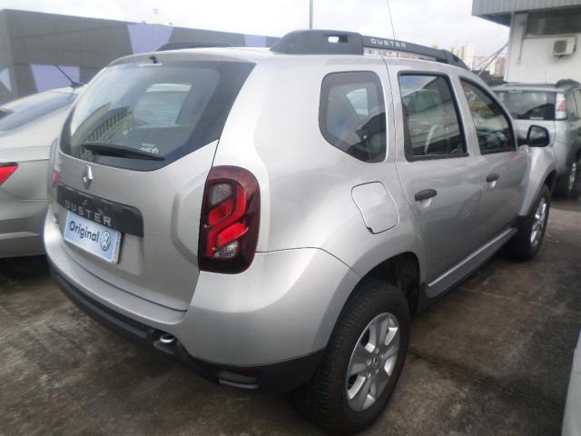 RENAULT DUSTER 1.6 16V SCE FLEX EXPRESSION X-TRONIC - Foto 2