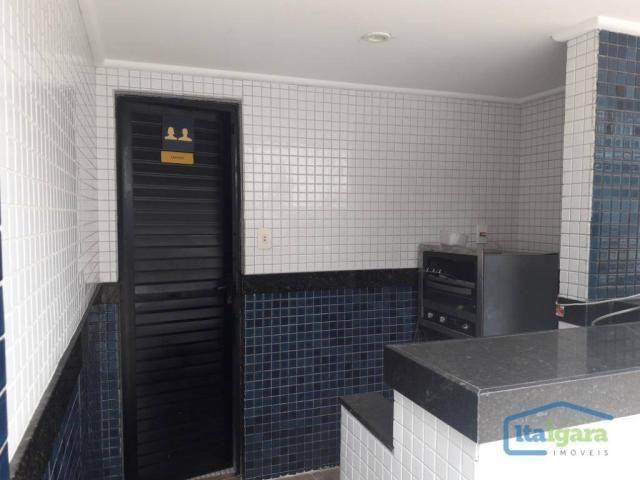 Apartamento com 3 dormitórios à venda, 100 m² por r$ 570.000,00 - cidade jardim - salvador - Foto 20