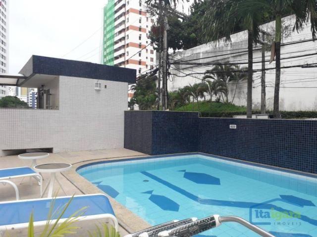Apartamento com 3 dormitórios à venda, 100 m² por r$ 570.000,00 - cidade jardim - salvador - Foto 15