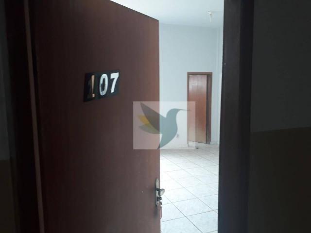 Sala 107 para alugar, 23 m² por r$ 630/mês - loteamento cellos ii