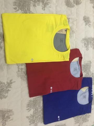 Blusas MR2 varias cores ! - Foto 3