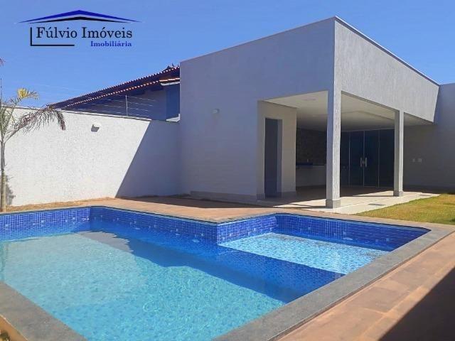 Casa Moderna! 03 suítes com closet e área de lazer completa. Vicente Pires! - Foto 16