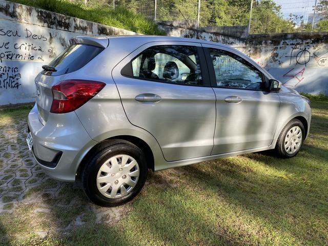 Ford KA 1.5 SE 2019 TOP- 9 KM- Unico Dono- Original Extra Revisões - Foto 4