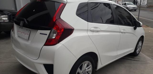 HONDA Fit 1.5 16V 4P LX FLEX AUTOMÁTICO - Foto 3