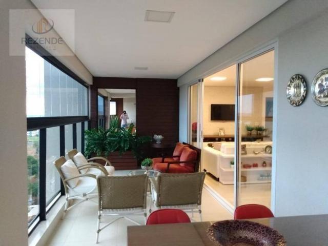 Apto 4 suítes - 162 m² - R$ 1.100.000 - 306 Sul. - Foto 2