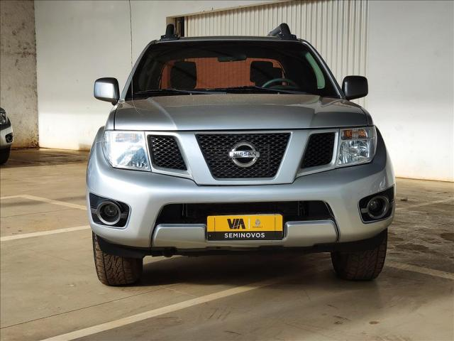NISSAN FRONTIER 2.5 SV ATTACK 4X2 CD TURBO ELETRONIC DIESEL 4P MANUAL - Foto 3