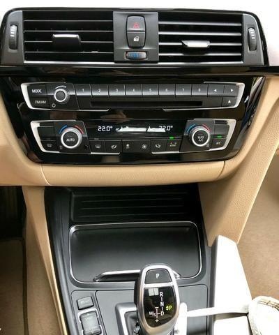 BMW 320i 2.0 Sport ActiveFlex - Único Dono - Estado de Zero - Consigo Financiamento - 2018 - Foto 8