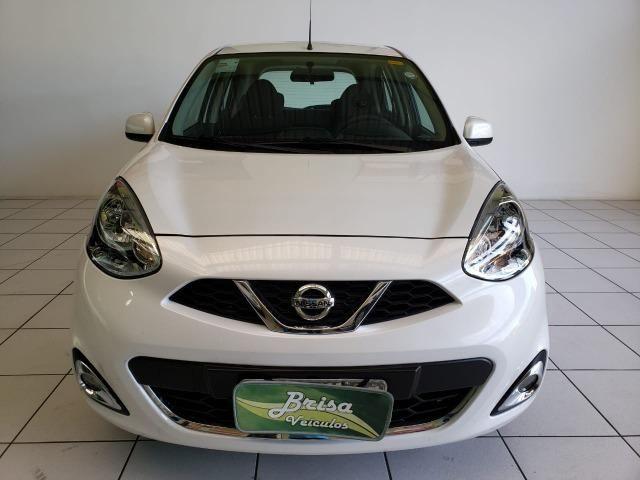 Nissan March 1.0 SV 2015 - Foto 2
