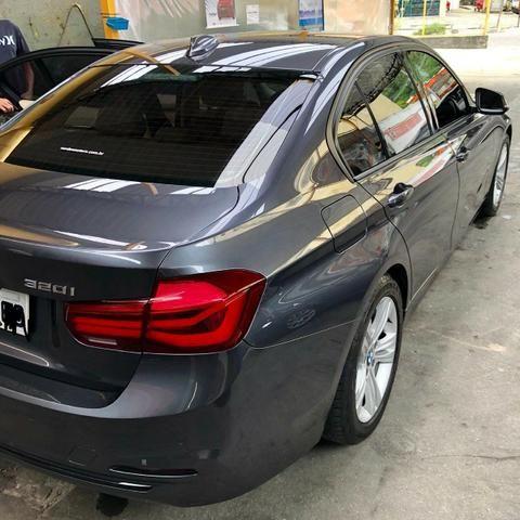 BMW 320i 2.0 Sport ActiveFlex - Único Dono - Estado de Zero - Consigo Financiamento - 2018 - Foto 19