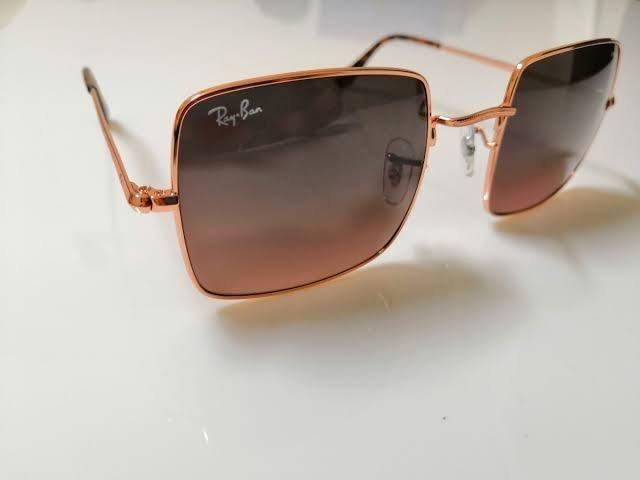 Oculos Ray ban Square novo na caixa só 299 - Foto 2