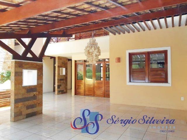 Casa no condomínio Villa Cascais duplex com 5 suítes Oportunidade! Edson Queiroz - Foto 5