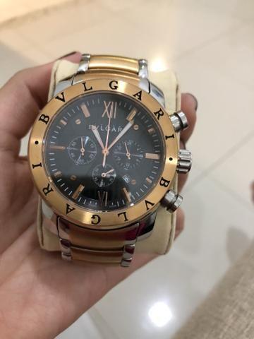 0437e58c0e3 Relógio BVLGARI - Bijouterias
