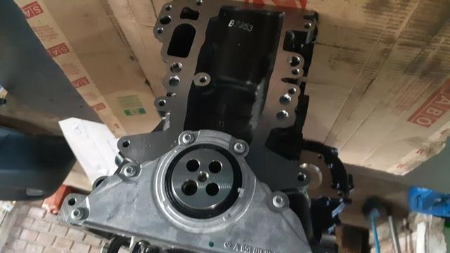 Motor (Zero na caixa )Parcial Sprinter CDI 415/515 Parte de Força - Foto 2