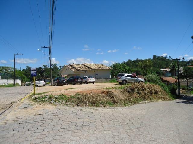 Lote de esquina e escriturado próximo ao Centro de Jaguaruna - Foto 5