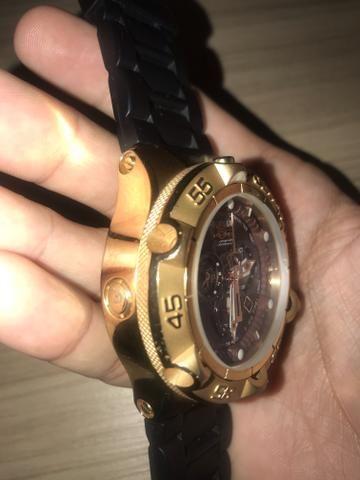 882200e0dd9 Relógio Invicta Sub Aqua - Impecável - Bijouterias